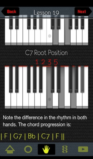 Adictum Piano Lessons How To Play Piano Keyboards On The App Store
