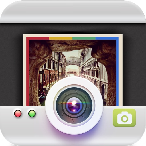 Layout for Instagram & More icon