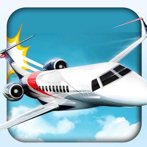 Airplane Emergency Rescue Pro icon