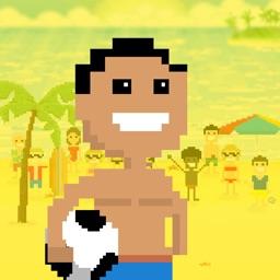 Beach Ball Juggle