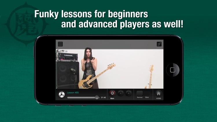 Bass Guitar Super Lesson by KenKen #1 screenshot-4