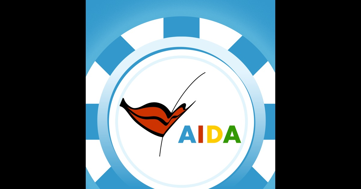 aida casino poker