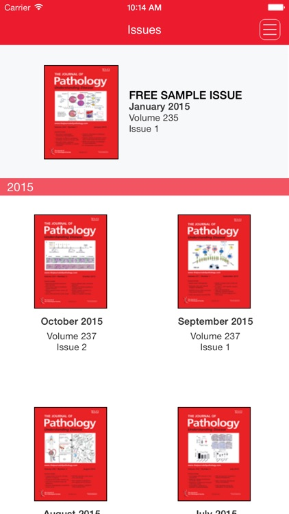 Journal of Pathology screenshot-4