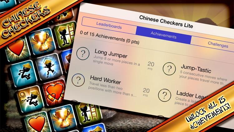 Chinese Checkers Lite
