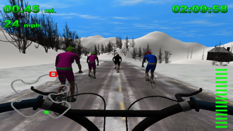 GameFit Bike Race - Exercise Powered Virtual Reality Fitness