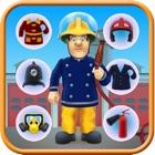 Policier Fun / Pompier S'habiller jeu pour les enfants icon