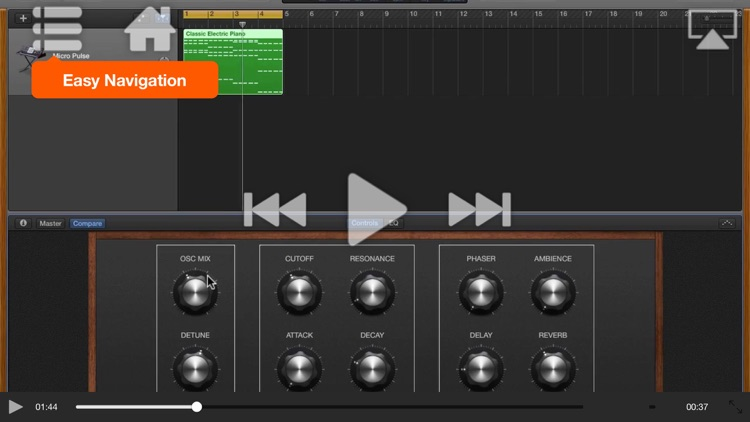 Make EDM Course For GarageBand screenshot-4