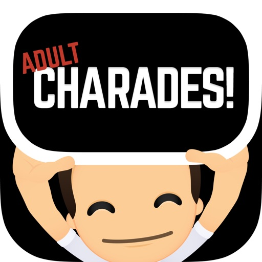 Adult Charades! Guess Words on Your Heads While Tilting Up or Down