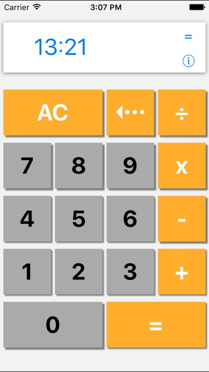Hours & Minutes Calculator screenshot-2