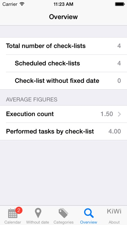 Check List Pro, Advanced Task Reminder & Checklists screenshot-4