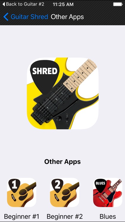 Shred Guitar & Solos HD Lite screenshot-4