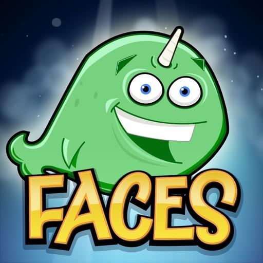 Badly Drawn Faces