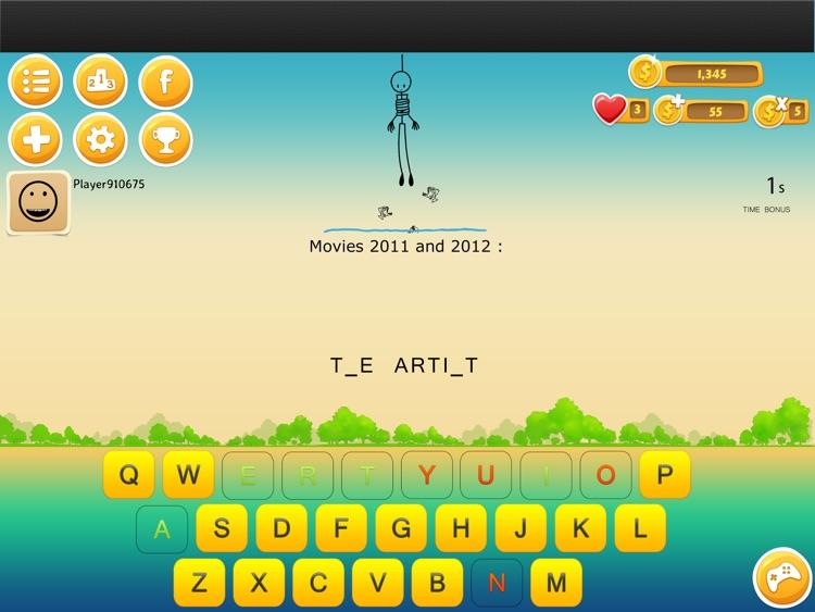 Hangman2020 Free screenshot-4