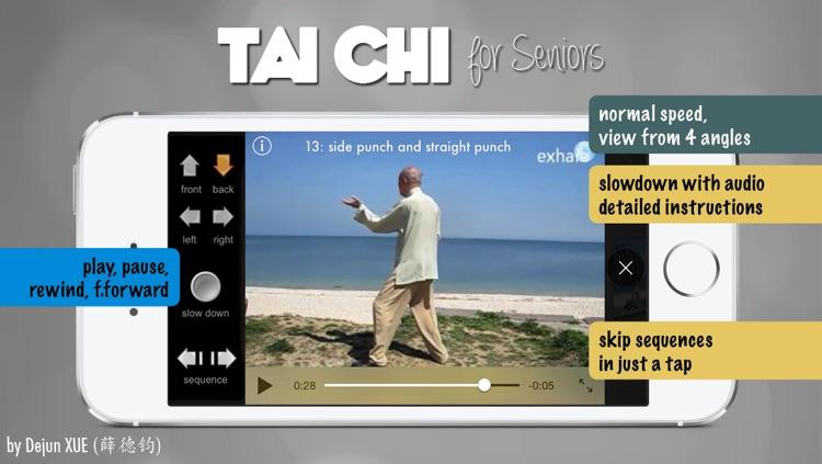 Tai Chi for Seniors (Taiji) screenshot-3