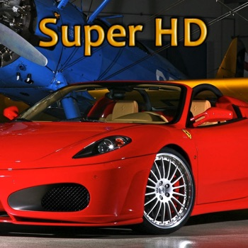 Best Cars Retina Super HD 2048 for new iPad