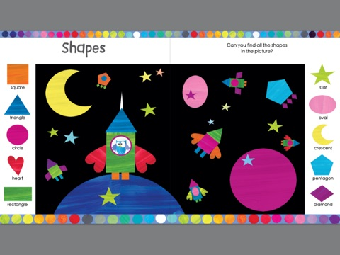 My Book Of Numbers Shapes And Colours By Kali Stileman On Apple Books