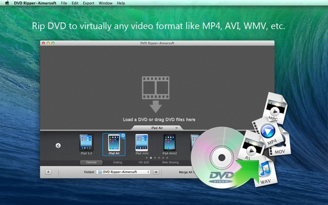 ‎DVD Ripper-Aimersoft