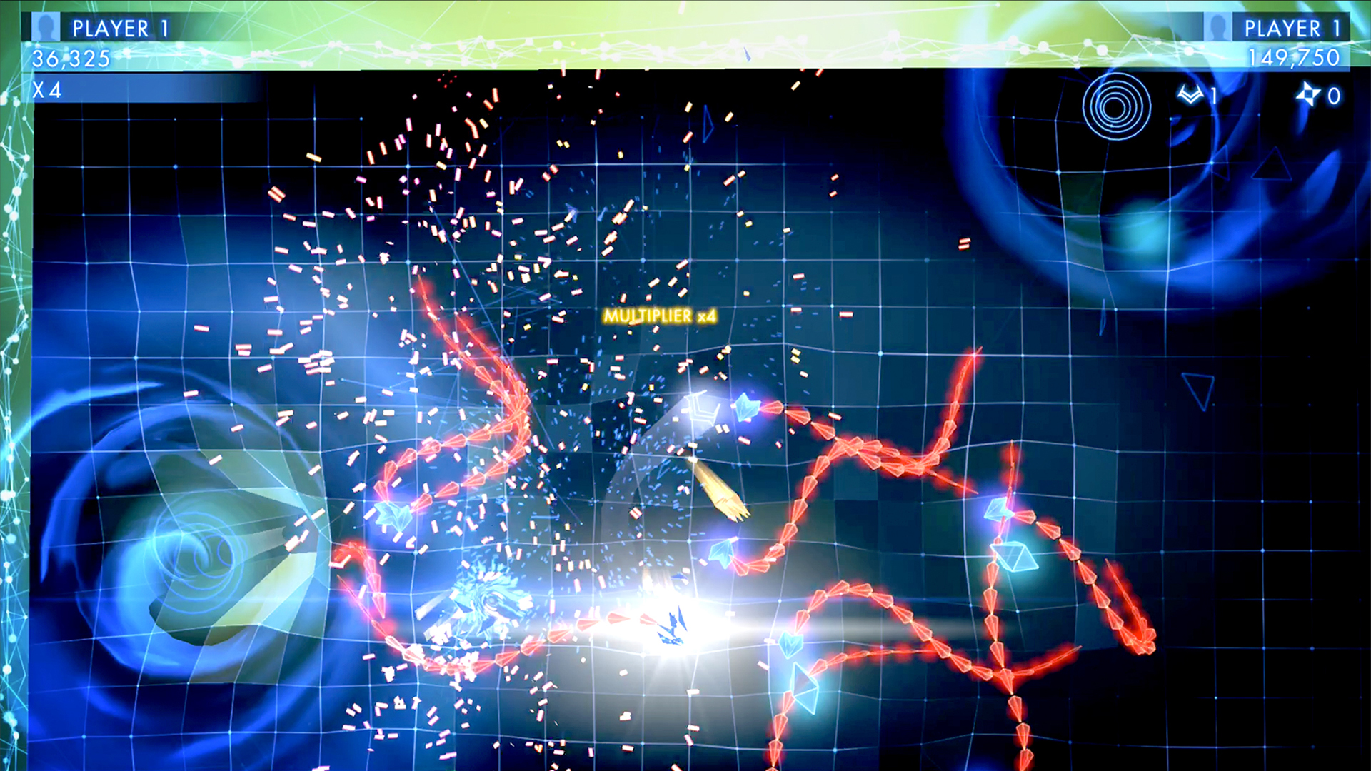 Geometry Wars 3: Dimensions Evolved screenshot 12