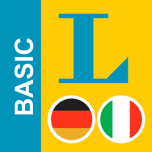Italian <-> German Talking Dictionary Basic