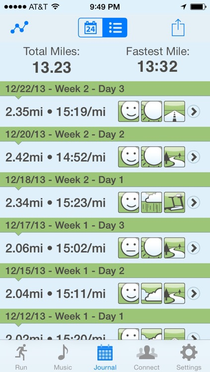 Ease into 5K: run walk interval training program screenshot-3