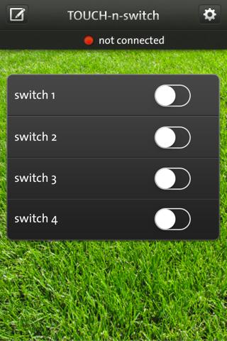 TOUCH-n-switch by GARTEN-LICHT screenshot 1