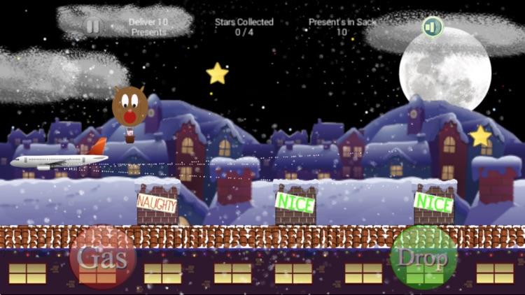 Santa's Balloon Adventure screenshot-3
