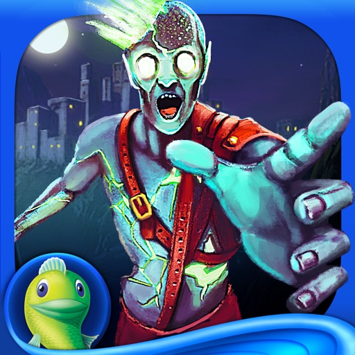 Haunted Legends: The Stone Guest - A Hidden Objects Detective Game