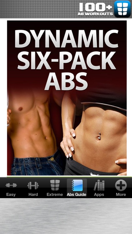 Ab Workouts Pro : 100+ Six-Pack Abs flex exercises for belly fat core crunch screenshot-4