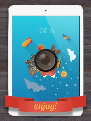 GlorAR - Augmented Reality Browser iPad