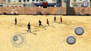 UrbaSoccer: Juego de fútbol 3Dのおすすめ画像1