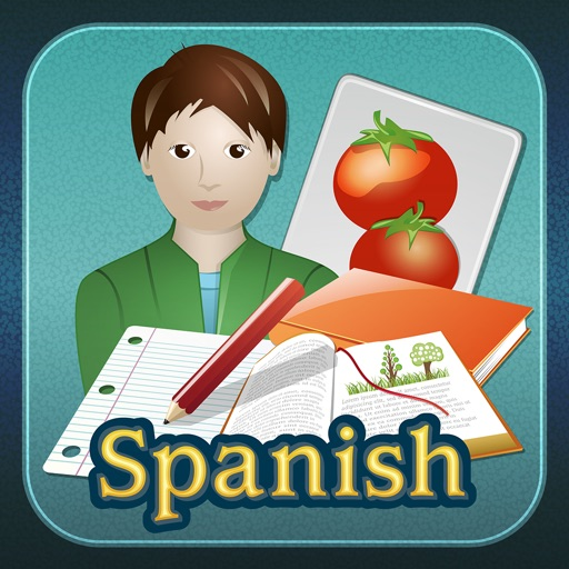 Spanish in a Flash – Learn Quick with Easy Speak & Talk Flashcards! icon