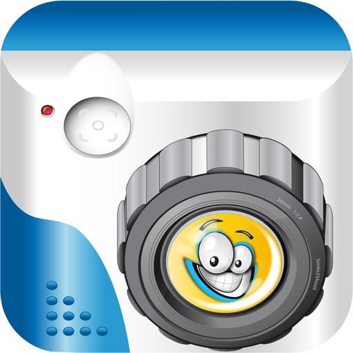 Smile2Shoot camera iOS App