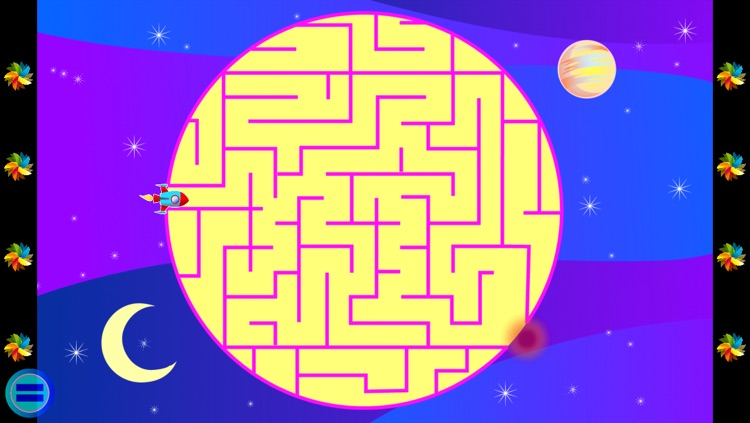 Wee Kids Mazes Free screenshot-0