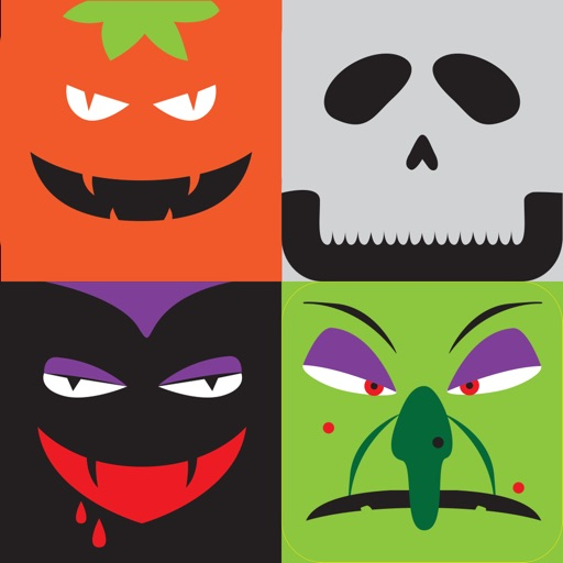 A Halloween Puzzle Game: Match 3 Zombies, Vampires, Skulls, Witches & More icon