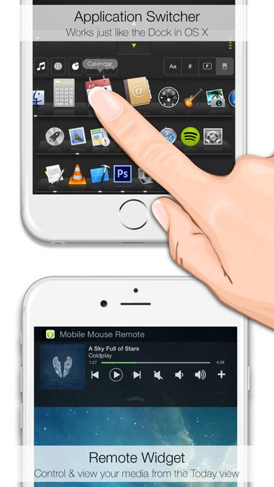 Foto do Mobile Mouse Remote