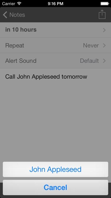 Alert Notes screenshot-3