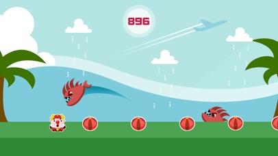 US Clown Safari - Doodle Blitz Game Screenshot on iOS