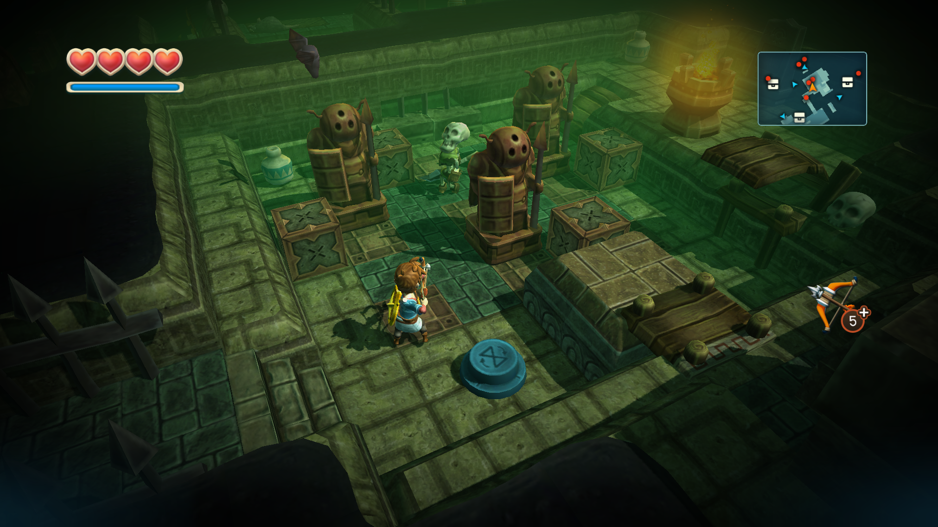 Oceanhorn ™ screenshot 14