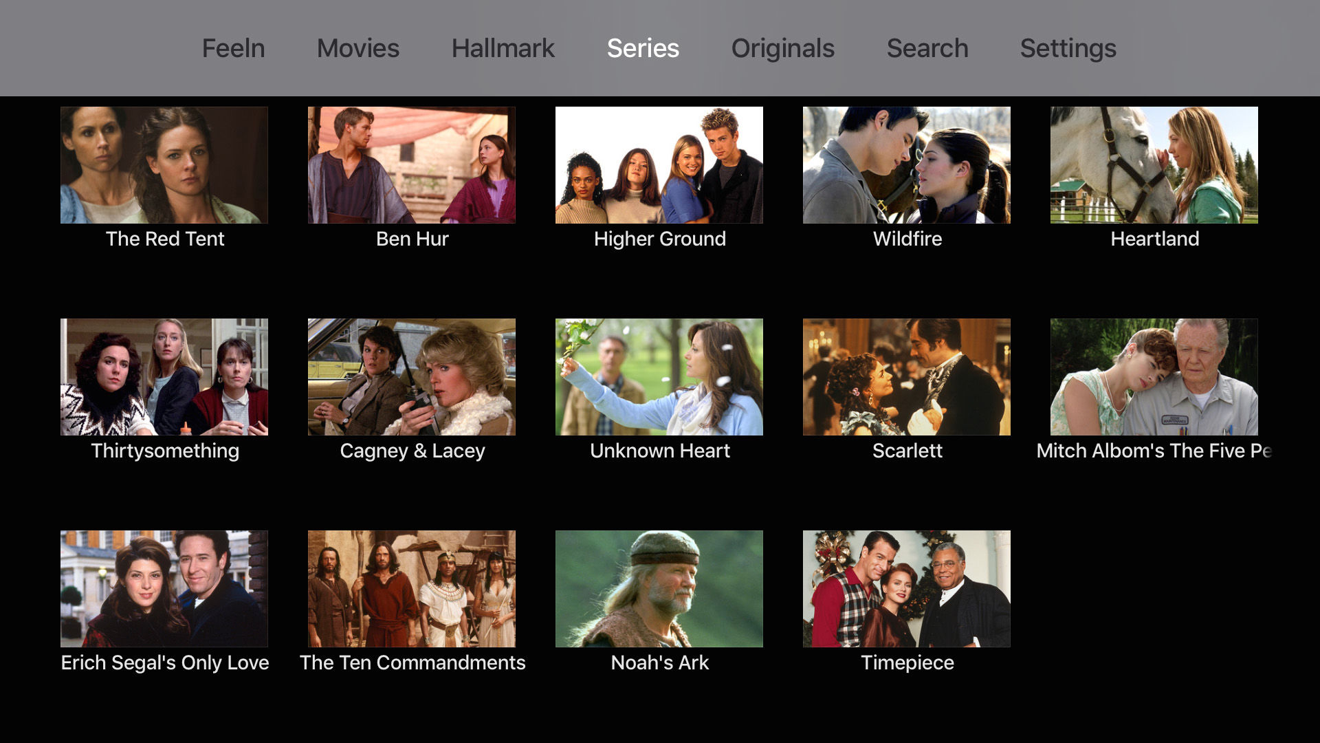 Hallmark Movies Now screenshot 14