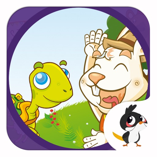 Tortoise and the Hare Aesop's Fable - Hindi