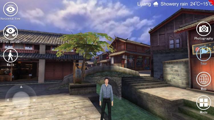 3D Lijiang screenshot-3