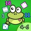子供の年齢4-6のための教育ゲーム:幼稚園、幼稚園や保育園の番号1-20学ぶ - iPhoneアプリ