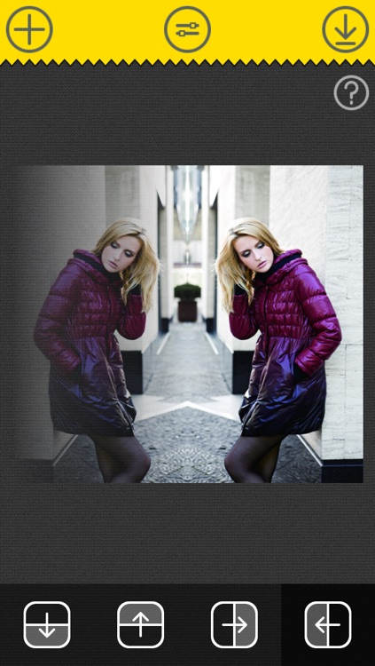 PicMirror - Photo Reflection screenshot-4