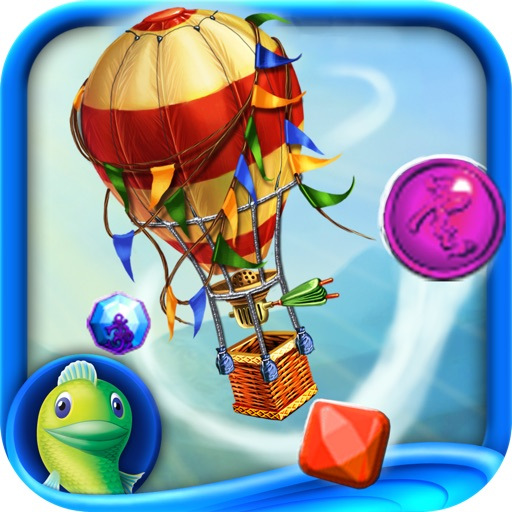 Tibet Quest HD - A Match 3 Puzzle Adventure icon