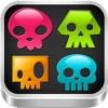 Skull Crush - Match Three Puzzle Game
