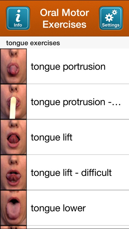 SmallTalk Oral Motor Exercises