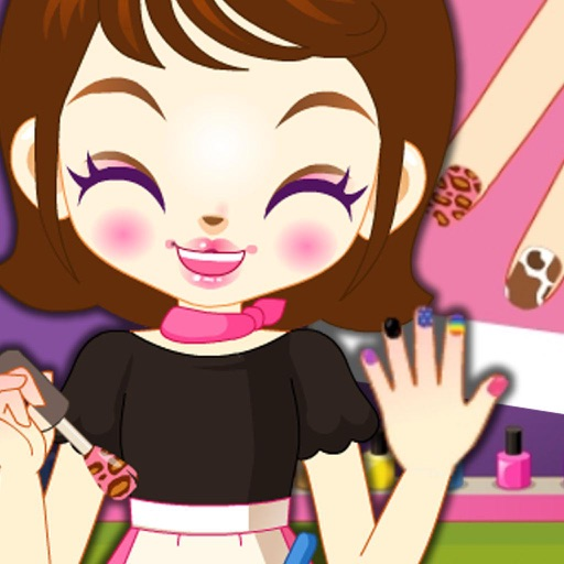 Baby Nail Manicure : Makeover & Decorate icon