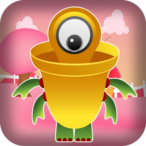 Candy Monster Sweets Drop Puzzle Blast - Top Line Swipe Bouncing Blitz Mania Free