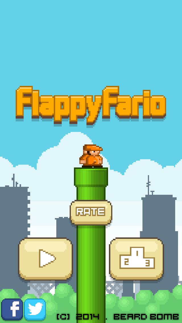 Flappy Fario