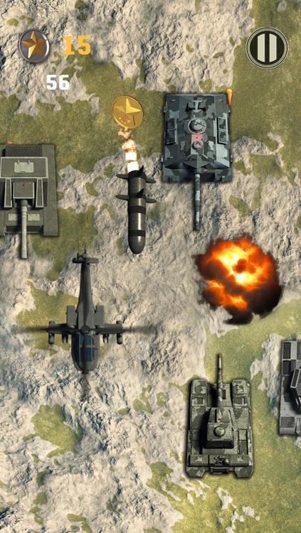 Action War Tanks - Free World War Game screenshot-3